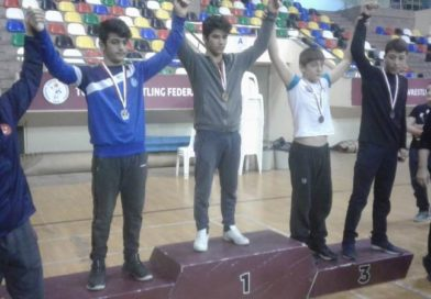 Güreşte Okul Sporları Maçları Tamamlandı