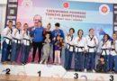 Taekwondoda  Türkiye İkinciliği