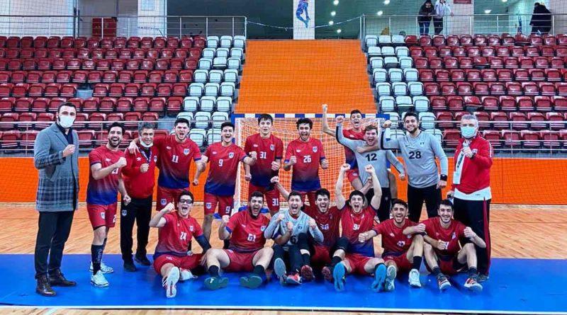 Hentbol Takımımız Ankara Deplasmanından Beraberlikle Döndü