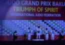 Görme Engelli Judo Sporcumuz Bronz Madalyanın Sahibi Oldu