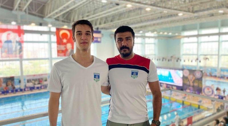 Yüzücü Sporcumuzun Milli Takım Seçmeleri