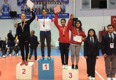 Taekwondoda Altı Madalya