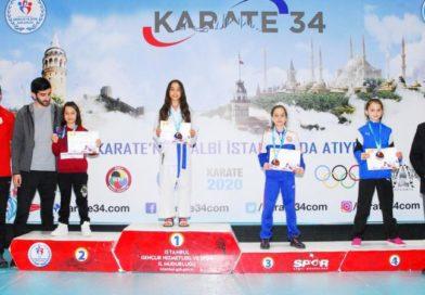 Madalya Avcısı Karatecilerimiz