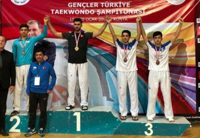 Taekwondoda İki Bronz Madalya