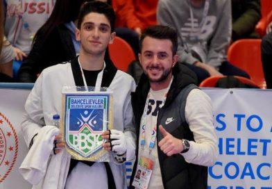 Sporcumuz Avrupa Şampiyonasına Katılacak