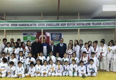 Taekwondo Kuşak Sınavı Tamamlandı