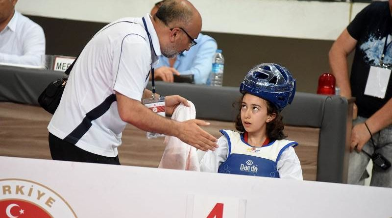 Sporcumuz Milli Takım Seçmelerine Katılacak
