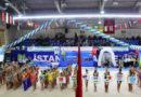 Cimnastik Kupası Muhteşem Görüntülere Sahne Oldu