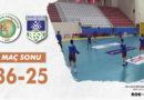 BBSK – Eskişehir Orman Spor 25-36