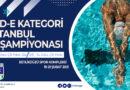 Yüzmede İstanbul İl Şampiyonası