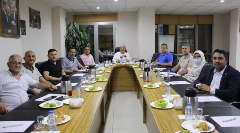 Aylık Olağan Yönetim Kurulu Toplantısı